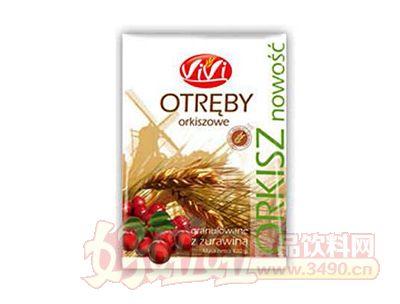 小麦红莓燕麦麸120g