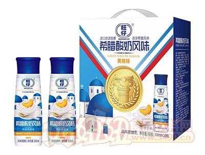 旺仔希腊酸奶风味黄桃味300mlX10