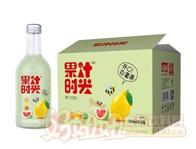 330ml柠檬柚子汁