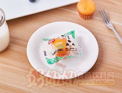 百家赞注心小蛋糕酸奶味