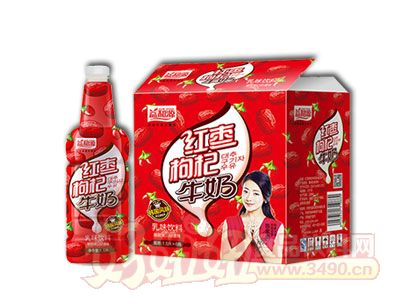 益和源红枣枸杞1.5L