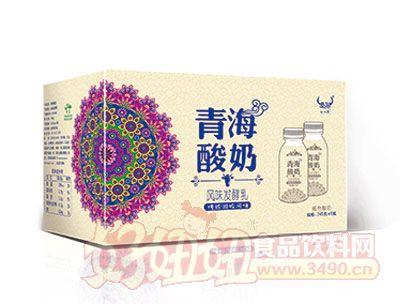 青海酸奶245克*8瓶