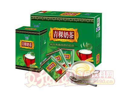 圣湖青稞奶茶