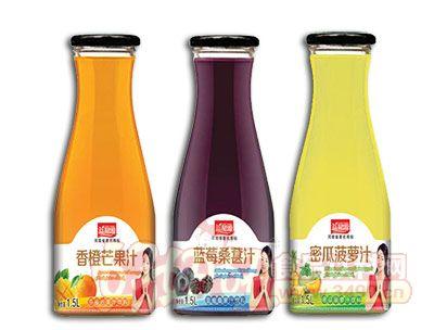 益和源复合果汁饮料1.5L