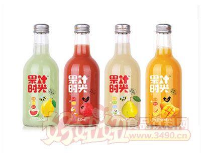 益和源果汁时光330ml系列