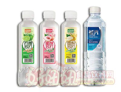 益和源果味苏打饮料400ml系列