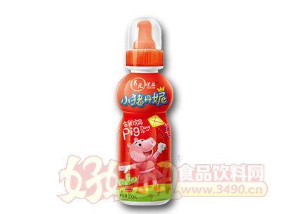 养元优品小猪丹妮含乳饮品200ml(红)