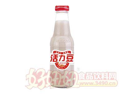 活力豆豆奶原味瓶装