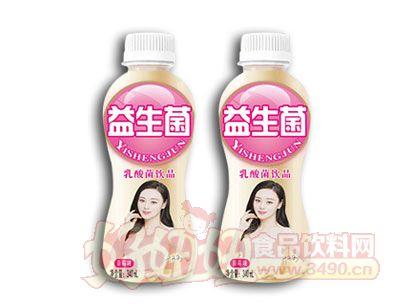 益生菌乳酸菌饮品草莓味340ml