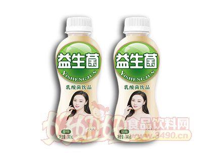益生菌乳酸菌饮品原味340ml
