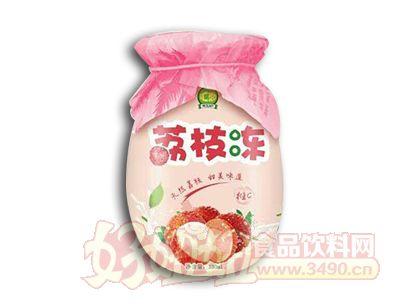 汇恋荔枝冻230ml