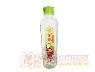 加碱号哈密瓜味苏打水420ml