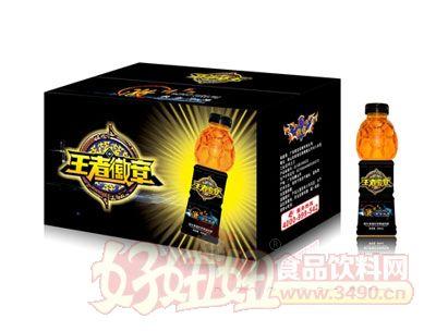 王者徽章维生素强化果味饮料