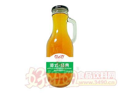 喜�肯哺凼浇�典�l酵�O果醋�料1.5L