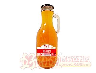 喜牵喜真果捞山楂桂圆复合果汁饮料1000ml