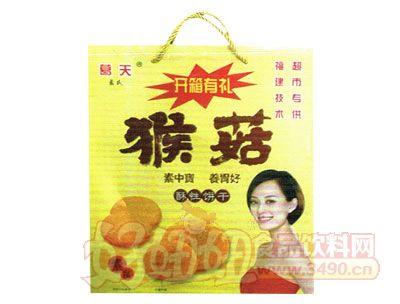 葛天猴菇酥性饼干