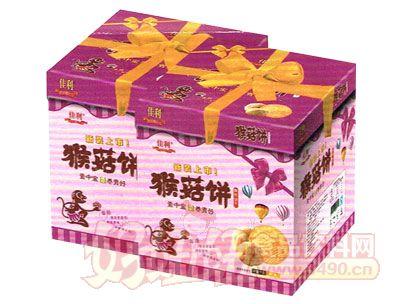 佳利猴菇饼