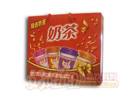 香妍精品奶茶80克×8杯