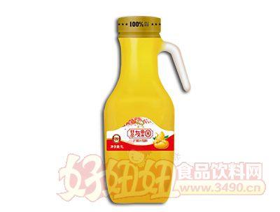 慧友慧友果园芒果汁饮料1L