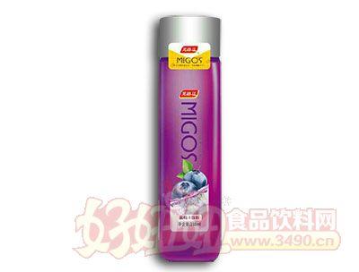 美格丝百香果蓝莓汁饮料388ml
