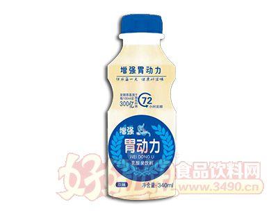 康发增强胃动力乳酸菌饮料原味340ml