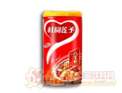 汇恋桂圆莲子八宝粥低糖320g