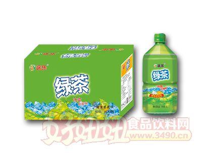 途乐绿茶蜂蜜茉莉味1L