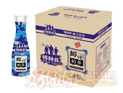 特种兵椰汁奶茶1.28L×6瓶