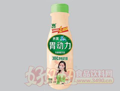 优牛养胃胃动力乳酸菌饮品340ml