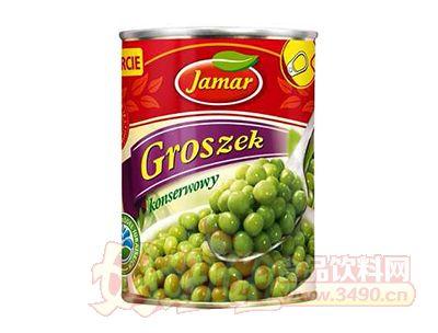 绿豌豆400ml罐装