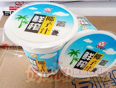 友隆鲜榨椰子汁280ml