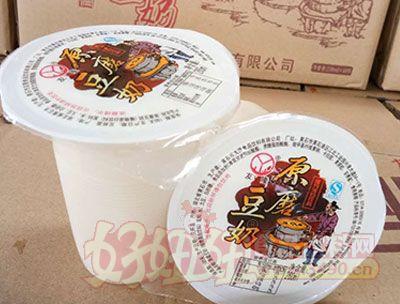 友隆原磨豆奶260ml