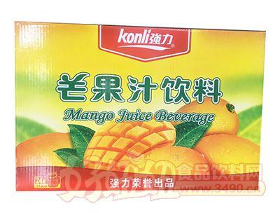强力芒果汁饮料310ML*24