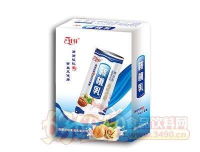 轩轩核桃乳高钙低糖箱装