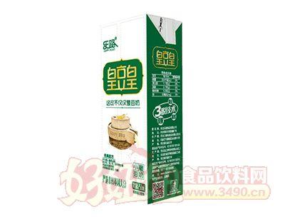 乐路皇豆皇小磨豆奶250ml