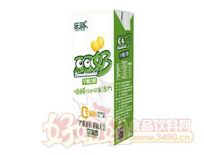 乐路早餐豆豆奶250ml