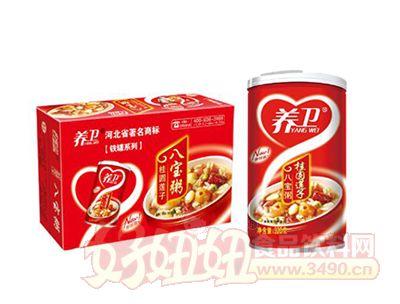 养卫桂圆莲子八宝粥320g*10/12罐