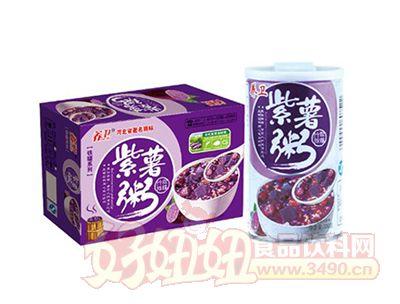 养卫紫薯八宝粥320克*10/12罐