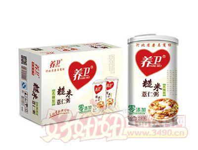 养卫糙米薏仁粥320克*10/12罐
