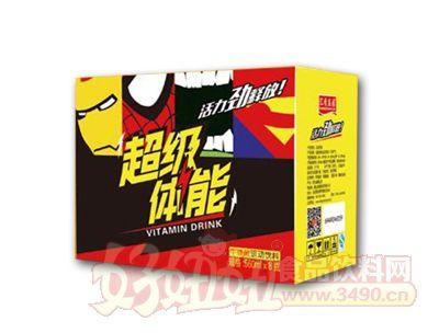 超级体能维生素饮料560ml×15瓶