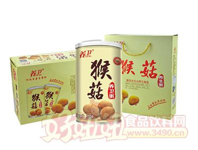 养卫猴菇养生粥320克*10/12罐