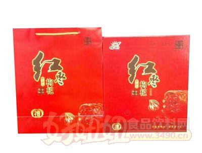 茗赫红枣枸杞饮品