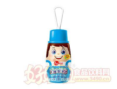 养元优品宝宝星宠含乳饮品200ml(蓝)
