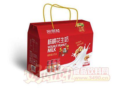 常想知核桃花生奶310mlx10盒