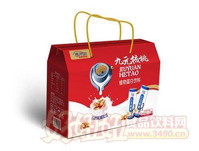 惠易家九元核桃植物蛋白饮料245mlx12盒