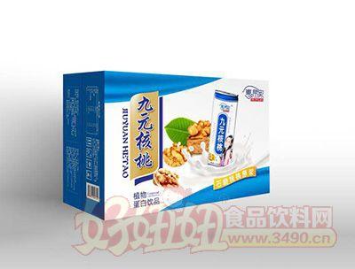 惠易家九元核桃植物蛋白饮品