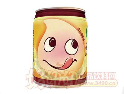 谷�益智型米乳罐�b246ml