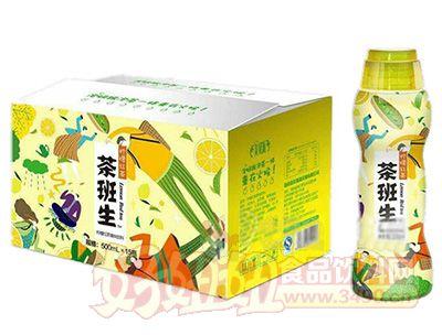 美果派茶班生柠檬红茶果味饮料500mlx15瓶