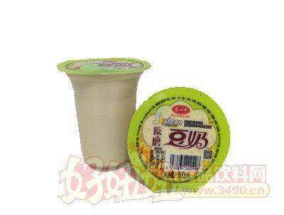 爱心牛原磨豆奶300ml