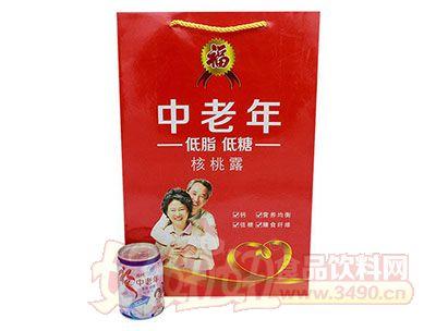 磊盈中老年核桃露礼盒